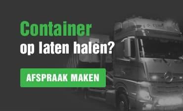 Afvalcontainer ophalen