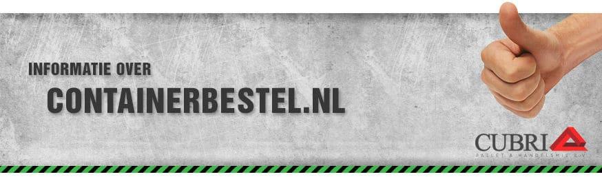 Informatie over Containerbestel.nl